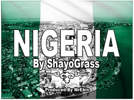 Shayo Grass - Nigeria [prod. by Mr. Ebis] Artwork | AceWorldTeam.com