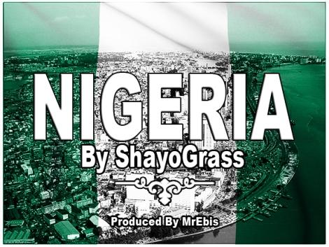 Shayo Grass - Nigeria [prod. by Mr. Ebis] Artwork   AceWorldTeam.com