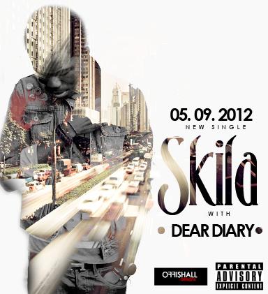 Skila - Dear Diary Artwork | AceWorldTeam.com