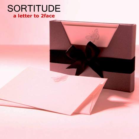 Sortitude - A LETTER TO 2FACE Artwork | AceWorldTeam.com