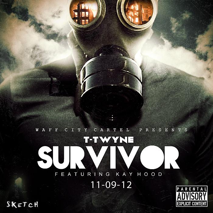 T-twyne ft. Kay Hood - SURVIVOR [a Mavado cover] Artwork   AceWorldTeam.com