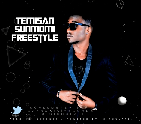 Temisan - Sunmomi Freestyle Artwork | AceWorldTeam.com
