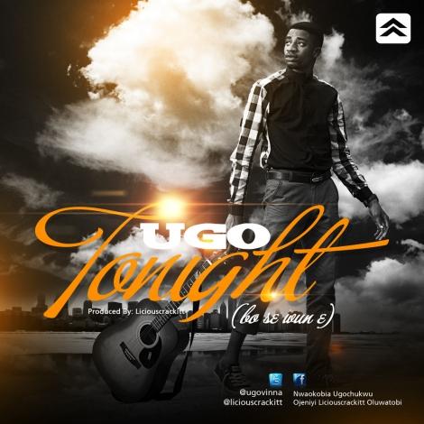 Ugo - Tonight [prod. by Liciouscrackitt] Artwork | AceWorldTeam.com