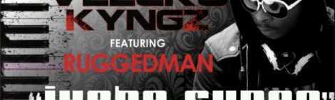 Veecko Kyngz ft. Ruggedman - IKEBE SUPER Artwork | AceWorldTeam.com
