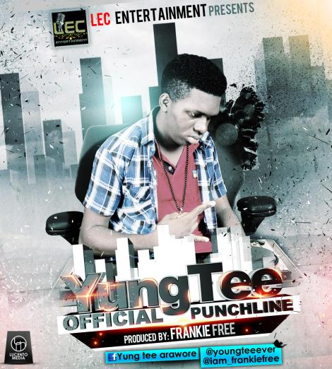 Yung Tee - Official Punchline [prod. by Frankie Free] Artwork | AceWorldTeam.com