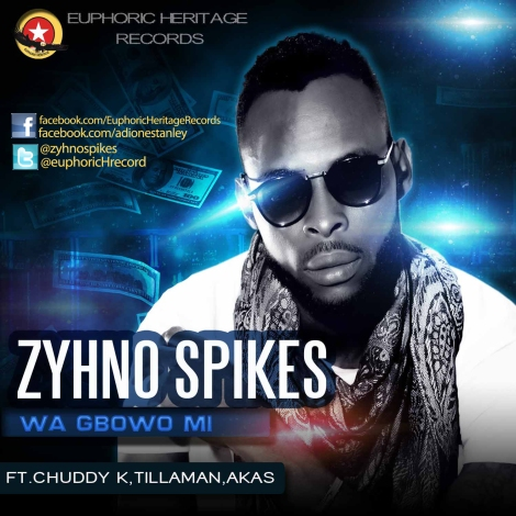 ZhynoSpikes ft. Chuddy K, Tillaman & Akas - Wa Gbowo Mi [prod. by Tekno] Artwork | AceWorldTeam.com
