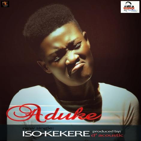 Aduke - Iso Kekere Artwork | AceWorldTeam.com