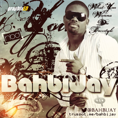 BahbiJay - What You Wanna Do Freestyle [prod. by DrumDealer] Artwork | AceWorldTeam.com