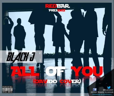 Black J - ALL OF YOU [a DavidO cover] Artwork | AceWorldTeam.com