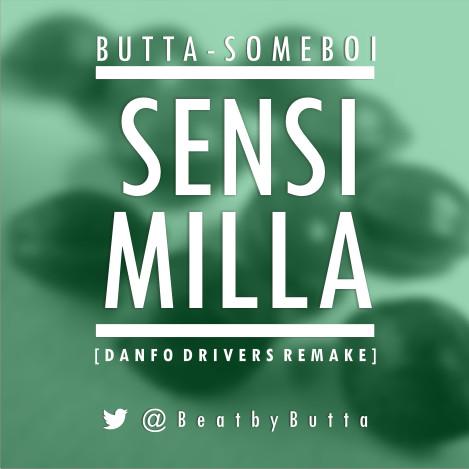 Butta Someboi - SENSI MILLA [a Danfo Driver cover] Artwork | AceWorldTeam.com