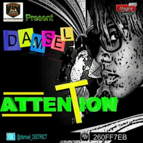 Damsel ft. Stan Li - Attention [Raw Version] Artwork | AceWorldTeam.com