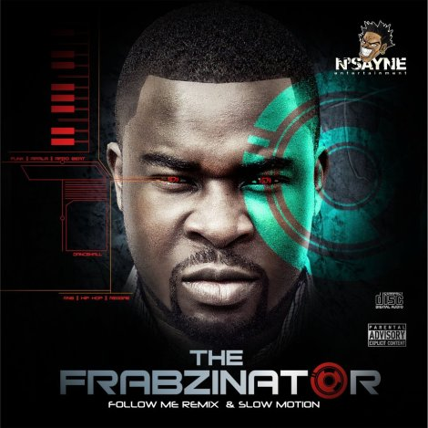DoktaFrabz - The Frabzinator Artwork | AceWorldTeam.com