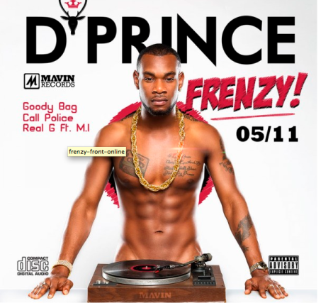 D'Prince - Goody Bag + Call Police + Real G ft. M.I Artwork | AceWorldTeam.com