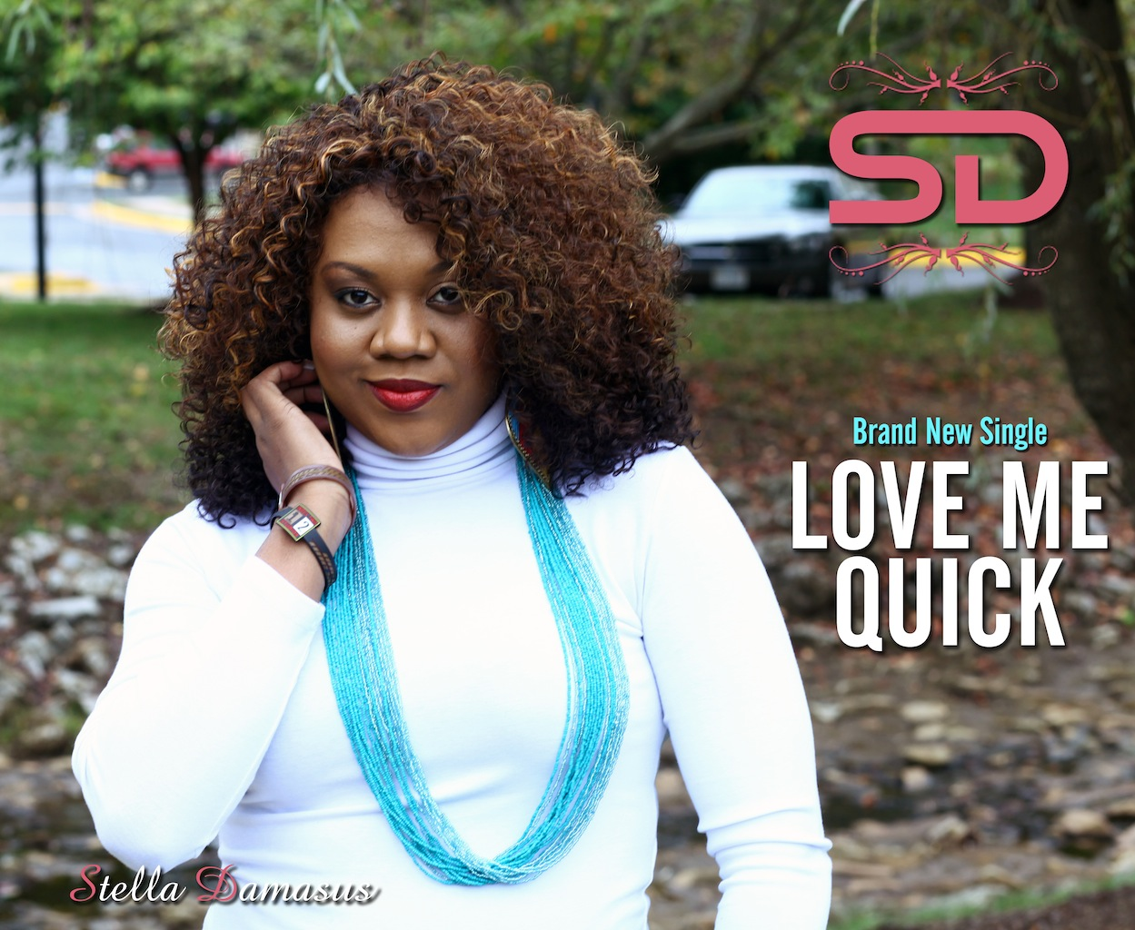 EsDee [Stella Damasus] - Love Me Quick Artwork | AceWorldTeam.com