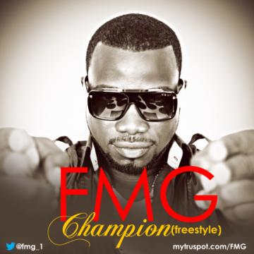 FMG - CHAMPION Freestyle [an Usher Raymond cover] Artwork | AceWorldTeam.com