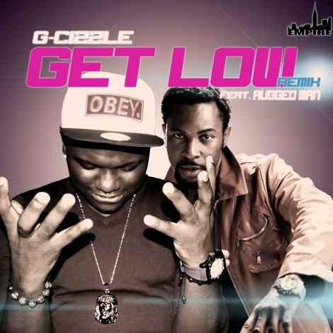 G-Cizzle ft. Ruggedman - GET LOW [Remix] Artwork | AceWorldTeam.com