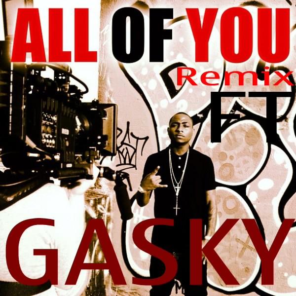Gasky - All Of You [a DavidO cover] Artwork | AceWorldTeam.com
