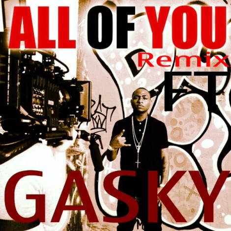 Gasky - All Of You [a DavidO cover] Artwork | AceWorldTeam.com