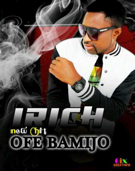 Irich - Ofe Bamijo Artwork | AceWorldTeam.com