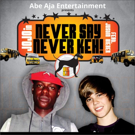 Jojo Never Keh Artwork | AceWorldTeam.com