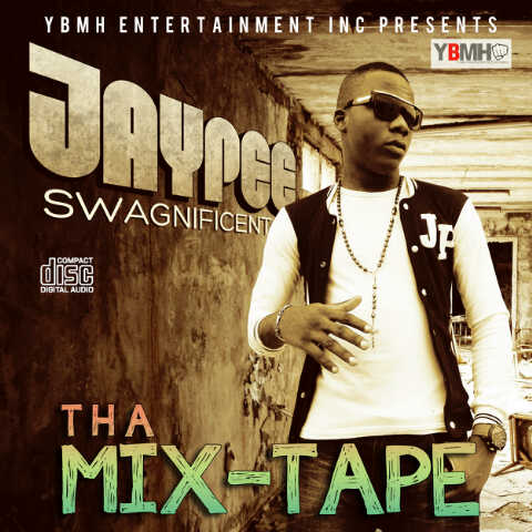 Jp Swagnificent Mixtape cover | AceWorldTeam.com