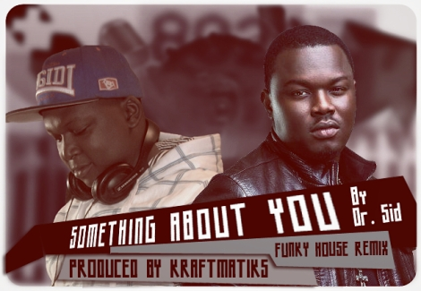Kraftmatiks & Dr. Sid - Something About You [The Funky Haus Remix] Artwork | AceWorldTeam.com
