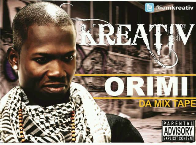 Kreativ ft. J-Blaze - Orimi Artwork | AceWorldTeam.com