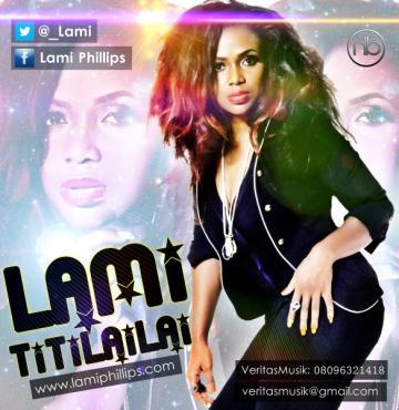 Lami Phillips - TITI LAILAI [prod. by Femi Temowo] Artwork | AceWorldTeam.com