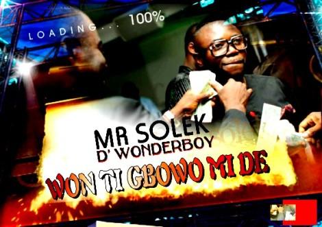 Mr. Solek - Won Ti Gbowo Mide Artwork | AceWorldTeam.com