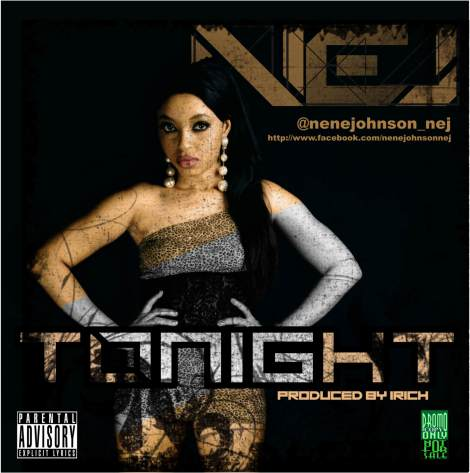 NEJ - Tonight [prod. by Irich] Artwork | AceWorldTeam.com