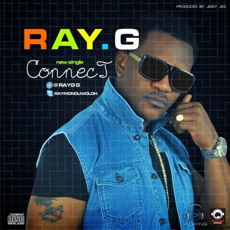 Ray G - Connect Artwork | AceWorldTeam.com