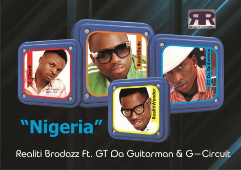 Realiti Brodazz ft. GT Da Guitarman & G-Circuit - Nigeria Artwork | AceWorldTeam.com