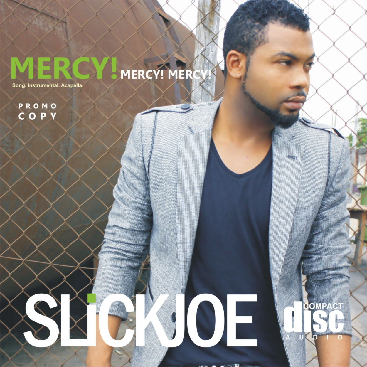 Slick Joe - Mercy Artwork   AceWorldTeam.com