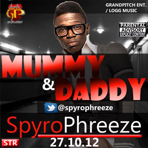 Spyrophreeze - Mummy and Daddy Artwork | AceWorldTeam.com