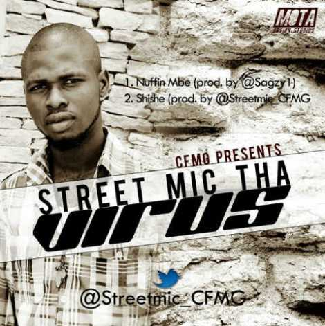 StreetMic tha Virus Artwork | AceWorldTeam.com
