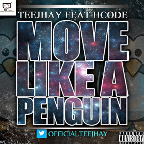 Teejhay - Move Like A Penguin Art | AceWorldTeam.com