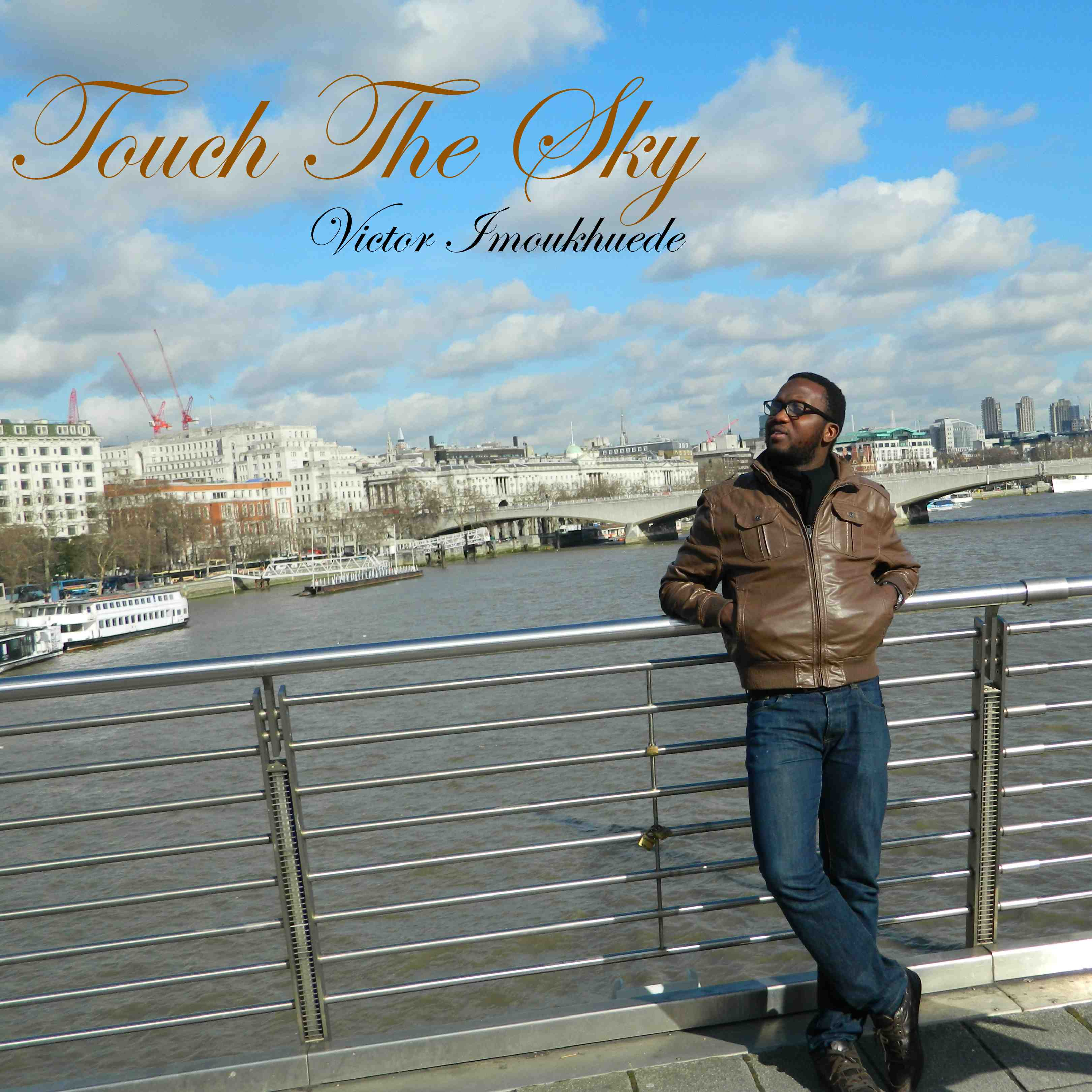 Victor Imoukhuede - Touch The Sky [a Kanye West cover] Artwork | AceWorldTeam.com