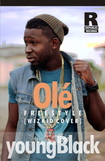 Young Black - Ole [a Wizkid_Hakym the Dream cover] Artwork | AceWorldTeam.com