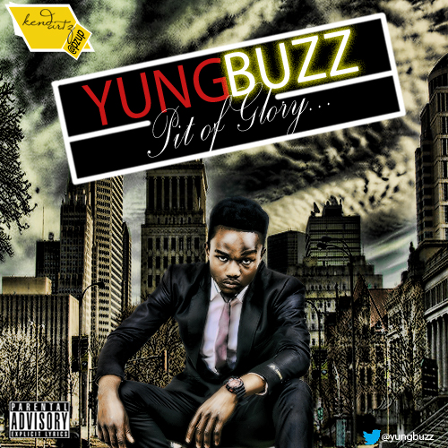 Yung Buzz ft. JayceHooke & TuneHO - PIT OF GLORY [prod. by Geekbeatz] Artwork | AceWorldTeam.com
