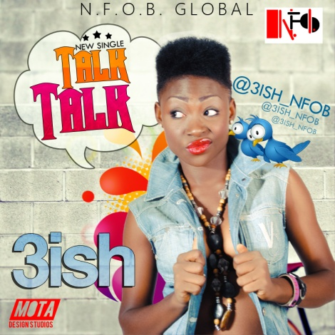 3ish - TALK TALK Artwork | AceWorldTeam.com