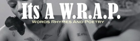 Aina More - It's A W.R.A.P [Words, Rhymes and Poetry] Artwork | AceWorldTeam.com