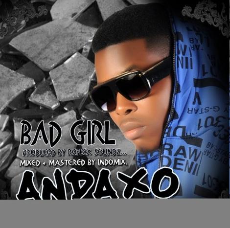 Andaxo - BAD GIRL [prod. by Reflex Soundz] Artwork | AceWorldTeam.com