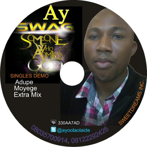 AY Swag - MOYEGE [an Iyanya cover] Artwork | AceWorldTeam.com