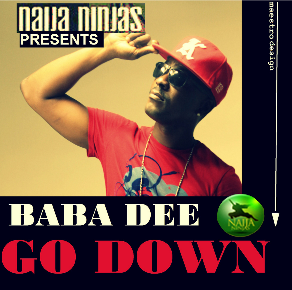 Baba Dee - GO DOWN [prod. by Del B] Artwork | AceWorldTeam.com