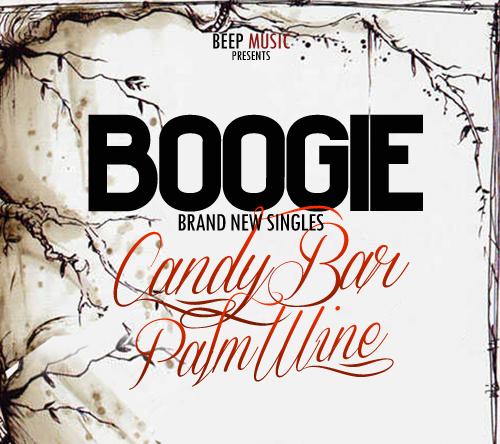 Boogie - CANDY BAR + PALMWINE Artwork | AceWorldTeam.com