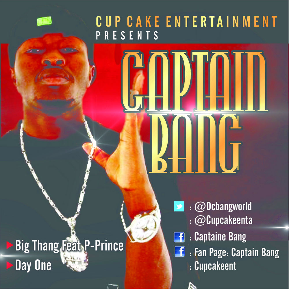 Captain Bang - BIG THANG ft. P-Prince + DAY ONE Artwork | AceWorldTeam.com