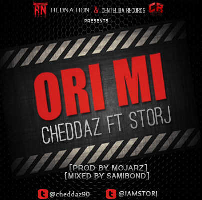 Cheddaz ft. Storj - ORI MI [prod. by Mojarz] Artwork | AceWorldTeam.com
