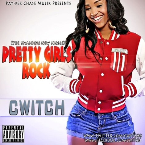 Cwitch - PRETTY GIRLS ROCK Artwork | AceWorldTeam.com