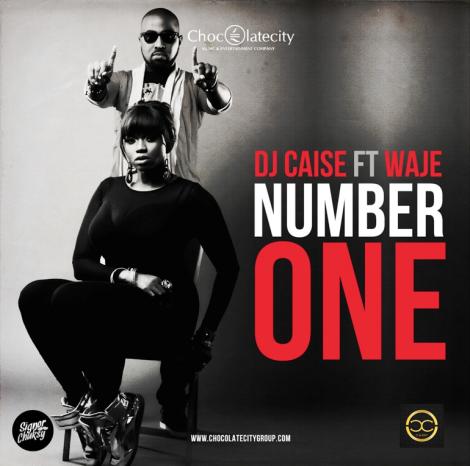 DJ Caise ft. Waje - NUMBER ONE Artwork | AceWorldTeam.com