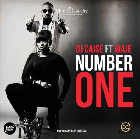 DJ Caise ft. Waje - NUMBER ONE Artwork | AceWorldTeam.com